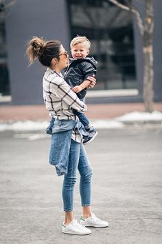 SHADES OF BLUE Hello Fashion waysify For other models, you can visit the category. Young Mom Outfits, Mom And Son Outfits, Stylish Mom Outfits, Kids Outfits, Summer Outfits, Fashionable Mom, Fashion Kids, Baby Boy Fashion, Trendy Fashion