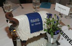 50th Class Reunion Table Decorations | INGRAHAM CLASS OF '61 - 50th REUNION PHOTOS