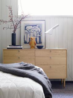 American Modern Six-Drawer Dresser | Designed by DWR.