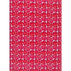 Mini Unikko (001) fabric