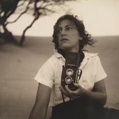 Olive Cotton (1911-2003)