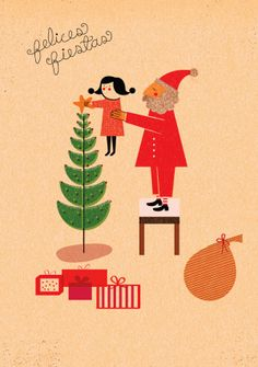 #Christmas 2012 by Monica Andino #poster