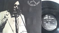 NEIL YOUNG Tonight's The Night (Rock LP) Reprise Rare Goodby Waterface Insert #BluesRockFolkCountryRock