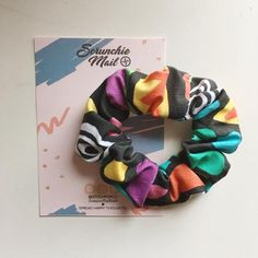 Omg the best scrunchie ever, stranger things ❤️💜 - Stranger Things/It - vsco Stranger Things Gifts, Stranger Things Have Happened, Eleven Stranger Things, Stranger Things Netflix, Scrunchies, Disfraces Stranger Things, Big Little Reveal, Best Friend Birthday, Best Friend Gifts