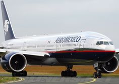 Aeromexico Boeing 777