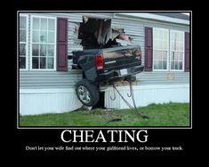 cheating jokes