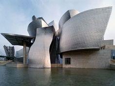 #Spain #travel #museum #Guggenheim #Art