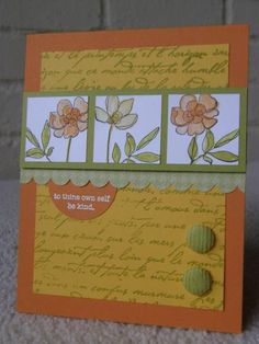 SC217, CC207 BOTANICAL BLOOMS by KKID - Cards and Paper Crafts at Splitcoaststampers