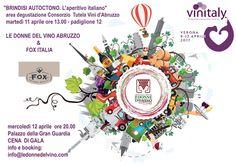 Vinitaly 2017  Le Donne del Vino e Fox Italia