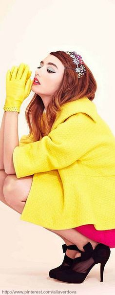 Color fashion Glam                                          Fall/Winter 2013 Lookbook | Alannah Hill