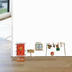 Set pegatinas puerta de Elfo: