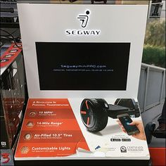 Segway In-Store Point-of-Purchase Retail Video – Fixtures Close Up Counter Display, Point Of Purchase, Experiential, Pos, Loyalty, Bicycles, Retail, Plastic, Interior Design