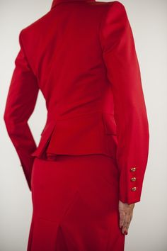 Virgin Atlantic's new Vivienne Westwood designed uniforms - my dream is to be in this uniform