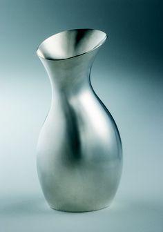 Lone Løvschal - Water pitcher, sterling silver