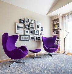 Beaches - modern - home office - toronto - Rad Design Inc