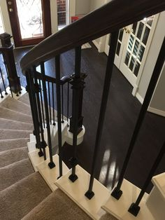 The Hicks Residence – Venetian Stairs