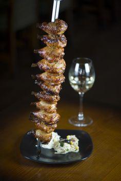 Coxa de Frango - Chicken Legs www.vivabrazilrestaurants.com
