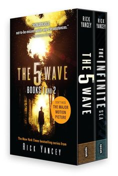 THE 5TH WAVE BOXED SET by Rick Yancey