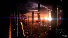 Mass Effect 2 takes the bleak vacuum of space and flushes it with color–the light of stars and galaxies, the red and violet swirls of far-off nebulas, and the glimpses of comets as they burn through the void.  games.torrentsnac... - free download