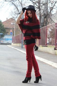 You can leave your hat on: Bata ankle boots featured by Venoma, Serbia #batashoes