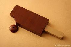 Lego (^o^) Kiddo (^o^) Chocolate Ice Cream Bar | by KOS brick