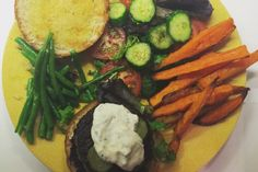 Love the thought of a healthy burger? See the recipe for'How to Cook Healthy Black Bean Burger n' Fries' at the Worthy Journal.