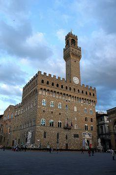 Pallazzo Vecchio