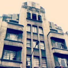 Art Deco - Mexico City