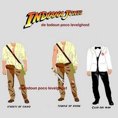 Clothes for Indy