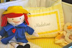 Madeline #Nursery theme so cute and her blog has some great ideas!