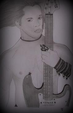 On request....portrait for Siameze...