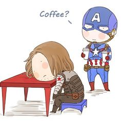 """41 Likes, 1 Comments - Bucky Barnes (@thelubesoldier) on Instagram: """"Awe."""""""