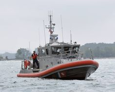 A U.S. Coast Guard Station Fairport crew conducts small boat training on Lake Erie. Patriotic Poems, Coast Guard Stations, Lake Erie, Small Boats, United States, Training, Work Outs, Workouts, Education