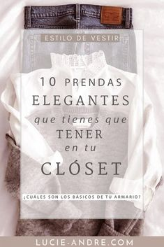 10 stylish clothes essential to have in your closet - A .- 10 prendas elegantes indispensables a tener en tu clóset – Asesora de imagen e… 10 essential elegant garments to have in your closet – Image consultant elegance specialist - Fall Fashion Outfits, Look Fashion, Autumn Fashion, Fashion Tips, Summer Outfits, Fashion Articles, Tween Fashion, Fashion 2018, School Outfits