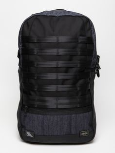 Porter x ISAORA - Limited Edition Slingpack Bag -- There is a lot to like about this design.