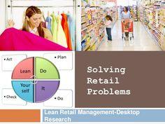 Retail Lean Management -Desktop Research