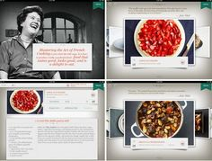 Bon Appetit has created a App with Julia Child recipes for iPad & Nook. Looking to master the art of French cooking... in the digital age?