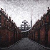 047 End of an Era 16 - Stuart Walton End Of An Era, Leeds, Yorkshire, Street Art, Sidewalk, Industrial, City, Gallery, Artist