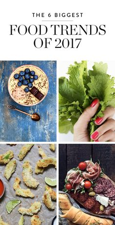 Remember when everyone was all into cupcakes? How about quinoa? Bacon? Kale? Read on for 7 food trends you'll see everywhere in 2017 via @PureWow