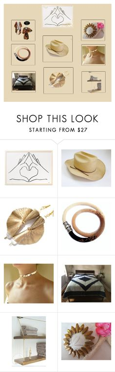 Handmade on Etsy by therusticpelican on Polyvore featuring modern, contemporary, rustic and vintage