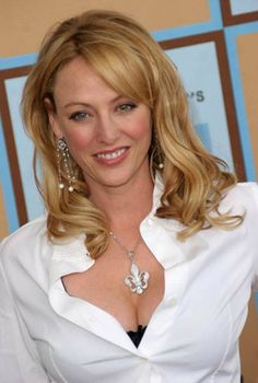 Virginia Madsen Bra Size And Measurements - Celebrity Bra Size, Body Measurements and Plastic Surgery Business Look, Business Casual, Pictures Of Virginia, Celebrity Bra Sizes, Celebrity Surgery, Sexy Librarian, Good Looking Women, White Shirts, Plastic Surgery