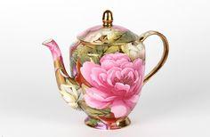 this gorgeous tea pot.