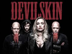 """Devilskin Release Official Music Video for Second Single """"Pray"""" Off Of Sophomore Album 'Be Like The River' Out NOW! - I'm Music Magazine Metal Bands, Rock Bands, Live Music, My Music, Paul Martin, Zen, Black Label Society, Music Magazines, Entertainment"""
