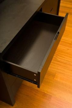 How to add metal slides to drawers.. If your cabinet drawers have retro or old-fashioned runners, they may not glide like contemporary styles. Older drawers used wood or single runners down the center that had tendencies to bind, ...