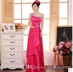 Custom 2014 Elegant One Shoulder Sheath Chiffon Turquoise Bridesmaid Dress   Buy Wholesale On Line Direct from China