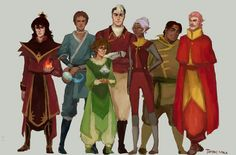 the last airbender I'M LIVING FOR THIS (look at keith tho!!!!)