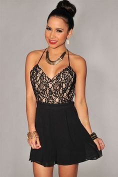 Black Lace Nude Illusion Open Back Skater Dress Online Clothing Stores, Dresses Online, Dresses For Sale, Midi Skater Dress, Peplum Dress, Skater Dresses, Hot Miami Styles, Open Back Dresses, Nudes