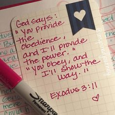 "I love reading about the call on Moses' life. Perhaps it's because it's so familiar and reminds me so much of my own. Exodus 3:11 is his immediate response to God's order to lead the Israelites out of Egypt. Moses says ""Who am I to appear before Pharaoh? Who am I to lead the people of Israel out of Egypt?"" Moses was giving an expression here of inadequacy for such a serious mission. He was just a mere shepherd in Midian what could he do? But God's calling on our life has nothing to do with…"