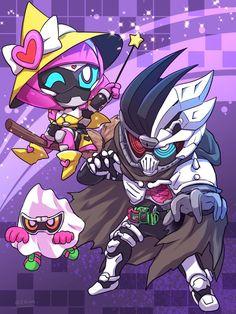 Kamen Rider Ex Aid, Kamen Rider Decade, Kamen Rider Zi O, Mighty Action X, Live Action, Gundam Mobile Suit, Cute Japanese, Hero Arts, Anime Chibi