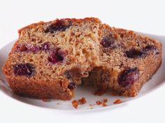Blueberry-Banana Bread Recipe : Giada De Laurentiis : Food Network - FoodNetwork.com
